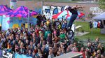 Kreativ, flowig und unfassbar technisch: Mit diesem Run ist Jan Mihaly beim 1. Stadtmauer Showdown in Darmstadt auf Platz 1 in der Pro-Klasse gelandet.