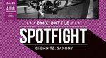 Vom 24.-25. August 2019 geht der BMX Battle Spotfight in Chemnitz in die dritte Runde. Hier findest du die wichtigsten Infos zu der Sause im Herzen Sachsens