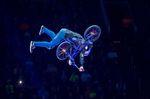 Ryan Williams Frontflip Inward Bikeflip
