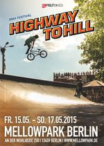 Highway to Hill 2015 Flyer