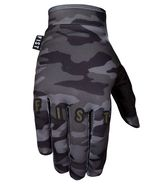 Fist BMX Handschuhe camo grau