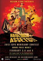 Volcom Hauling A$$ets Ispo 2013 Mini-Ramp Contest