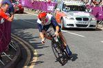 London 2012 Olympic time trial / Bradley Wiggins