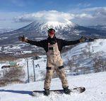 Japan, Niseko, Hokkaido, Japow
