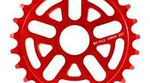 Bicycle Union Sprocket V red