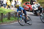 Mikel Landa (Movistar), hier bei der Tour de France 2018, war mit Egan Barnel (Team Sky) einer der schwerst Verletzten bei einem Sturz beim Ciclista Classica San Sebastian. (Foto: Sirotti)