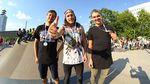 Wie bereits im vergangenen Jahr hatte der Chile und X-Games-Dritte Coco Zurita den weiten Weg aus seiner Wahlheimat Kalifornien auf sich genommen, um beim Bielefeld City Jam 2017 abzuräumen