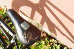 Der Merritt-Sattel von Dominik Betten mit einem Custom-Brandzeichen von Parano-Garage