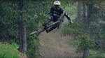 40 Sekunden Vollgas: Andreu Lacondeguy hat für diesen kurzen RAW-Edit den La Molina Bikepark an der spanisch-französischen Grenze zerlegt. Rasant!