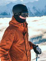 Andri Ragettli trägt Marker Protection. credit: Marker Dalbello Völkl