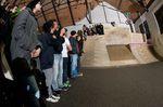 Isaac Lesser bei der Telekom Local Support Park Challenge in Ulm Foto: xmx