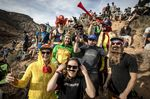 Fans during Red Bull Rampage in Virgin, UT, USA on 14 October, 2016; Foto: Christian Pondella/Red Bull Content Pool