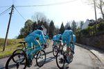 Für die einen ist das nu rein kleiner Sonnenstrahl, für den Radfahrer ist der Sonnenstrahl der Vorbote, dass es endlich aufwärts geht.