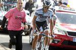 Eines steht fest: Contador (hier beim Giro d