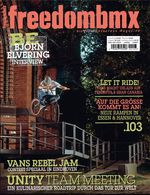 freedombmx Cover 103 / Bruno Hoffmann