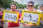 Fans von Michael Beran auf dem Munich Mash 2017