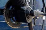 Im Tretlagergehäuse des Fuji SL-E befindet sich das Getriebe, über das die Motorkraft auf das Tretlager abgegeben wird.