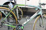 Bianchi bleibt auch in der kommenden Saison Radsponsor des Teams.
