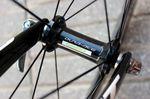 Verwechslung ausgeschlossen: Diese Shimano C50-Laufräder gehören zum Team Orica-GreenEDGE.