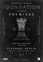 wethepeople Foundation Video Premiere in der Jägerklause Berlin