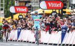 2. Etappe - Zwischen York und Sheffield ist es Vincenzo Nibali, der große mentale und körperliche Stärke demonstriert. (Foto: Alex Whitehead/swpix.com)