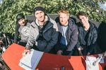Das Judgingteam bestand aus den alten Legenden der Stadtmauer (v.l.n.r.): Mark König, Stefan Moog, Andre Hug und Timo Mrukwia
