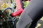 Radhosen müssen im Winter perfekt sitzen um dem Fahrer den bestmöglichen Komfort zu bieten.