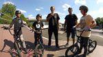 """Für die erste Folge der """"Game of HORST: Kids Edition"""" sind Jarno Kind, Eloy Sanchez und Julius Heuberger im Skatepark Wendelstein gegeneinander angetreten."""