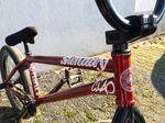 Aufgrund seiner gewellten Hauptrohre ist es praktisch unmöglich, den Soundwave-Rahmen von Sunday Bikes zu zerbeulen