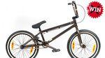 So einfach war es noch nie, ein BMX-Rad zu gewinnen. Also hier klicken und mit ein wenig Glück ein