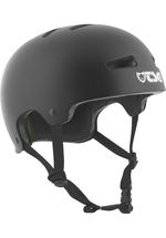 TSG Evolution Helm in satin black