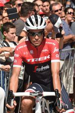 Alberto Contador kämpft auch mit gesundheitlichen Problemen, ist aber entschlossen, die Vuelta zu fahrren. (Foto: Sirotti)