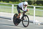 Kämna ist der jüngste Fahrer bei der Vuelta 2017 und zeigte als Jungprofi große Leistung im Zeitfahren. Er feiert mit der Vuelta sein Grand Tour Debut (Foto: Sirotti)
