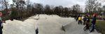 Eröffnung des Salatschüssel Skateparks in Köln-Ehrenfeld