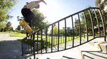 Bastien Salabanzi Primitive Skateboards