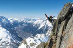 Das Abenteuer am Mont Blanc hat den Helly Hansen Teamridern alles abverlangt.