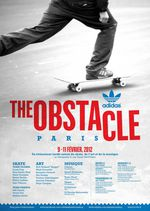 Adidas The Obstacle Paris