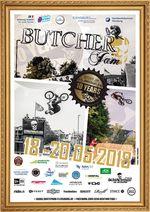 Herzlichen Glückwunsch nach Flensburg! Der Butcher Jam feiert vom 18.-20. Mai 2018 im Schlachthof BMX- und Skatepark sein 10jähriges Jubiläum.