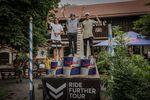 Die Gewinner des Laufs der Ride Further Tour 2018 auf dem Puls Open Air