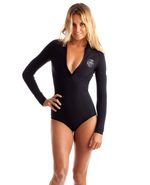 Best Surfing Wetsuits for You Alana Blanchard wears the Rip Curl G-Bomb high-cut girls wetsuit