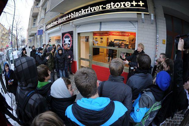 Blackriver Shop Berlin