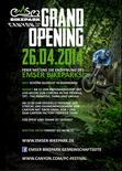 Eröffnung des neuen Emser Bikeparks am 26.4. ab 11 Uhr