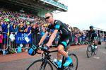 Chris Froome - Etappe 2 - TdF 2014