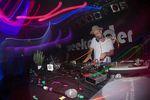 Nach dem Contest ging es in den Weekender Club, wo schon DJ Sepalot an den Plattentellern stand
