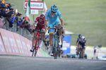Fuglsang sichert sich sich als zweiter eine Zeitgutschrift und den zweiten Platz in der Gesamtwertung. Foto: Sirotti