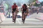 Die 6. Etappe des Giro d