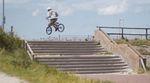 Marcus Brückner greift für Bikers Base tief in seine Trickkiste und holt neben technisch anspruchsvollen Combos auch einige wagemutige 360 Gaps hervor.