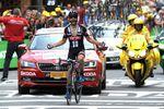 Simon Geschke hat bei der diesjährigen Tour de France auf dem Giant TCR Advanced SL die 17. Etappe in den Alpen gewonnen. (Foto: Sirotti)