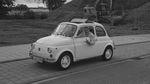 Timothy Jones und sein Fiat 500
