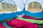 Camping Equipment Gear UK Tent Kit List Sleeping Bag